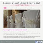 Classic Event Chair Covers