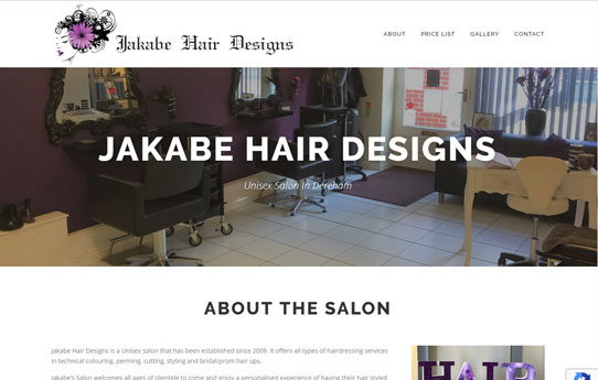 Jakabe Hair Designs