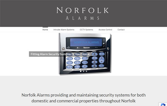 Norfolk Alarms